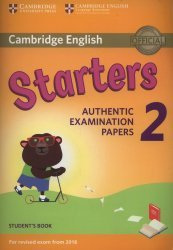 Dernières parutions dans Cambridge English Young Learners 2 for Revised Exam from 2018, Cambridge English Young Learners 2 for Revised Exam from 2018 Starters - Student's Book