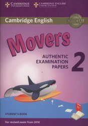 Dernières parutions dans Cambridge English Young Learners 2 for Revised Exam from 2018, Cambridge English Young Learners 2 for Revised Exam from 2018 Movers - Student's Book