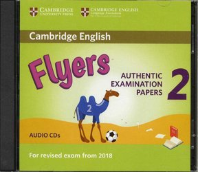 Dernières parutions dans Cambridge English Young Learners 2 for Revised Exam from 2018, Cambridge English Young Learners 2 for Revised Exam from 2018 Flyers - Audio CDs