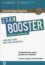 Dernières parutions dans Cambridge English Exam Boosters, Cambridge English Exam Booster for Key and Key for Schools without Answer Key with Audio