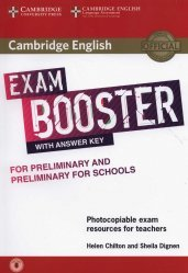 Dernières parutions dans Cambridge English Exam Boosters, Cambridge English Exam Booster for Preliminary and Preliminary for Schools with Answer Key with Audio