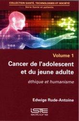 Dernières parutions sur Cancers, Cancer de l'adolescent et du jeune adulte
