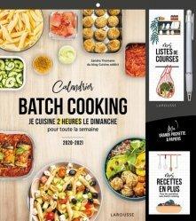 Dernières parutions sur Herbiers - Agendas - Calendriers - Almanachs, Calendrier batch cooking