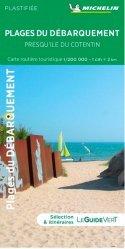 Nouvelle édition Carte routière plages du débarquement