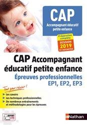 Souvent acheté avec Cancer : un traitement simple et non toxique, le CAP Accompagnant Educatif Petite enfance