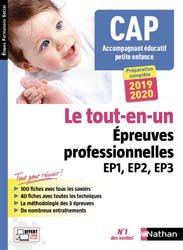 Souvent acheté avec Prévention santé environnement 2019, le CAP Accompagnant Educatif Petite enfance