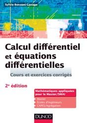 Dernières parutions sur Calcul différentiel, Calcul différentiel et équations différentielles