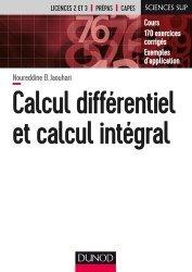 Dernières parutions sur Calcul différentiel, Calcul différentiel et calcul intégral