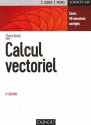 Dernières parutions sur Algèbre, Calcul vectoriel