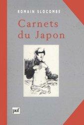 Dernières parutions dans Perspectives critiques, Carnets du Japon