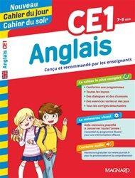Dernières parutions sur Langues et littératures étrangères, Cahier du jour/Cahier du soir Anglais CE1 + mémento