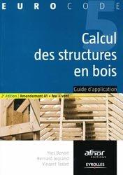 Souvent acheté avec Bardage rapporté sur ossature en bois, le Calcul des structures en bois