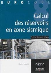 Dernières parutions sur Hydraulique, Calcul des réservoirs en zone sismique