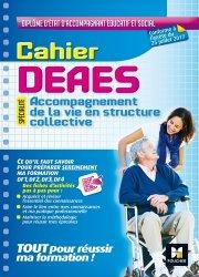 Souvent acheté avec DEAES - Tout en un - Socle Commun, le Cahier DEAES