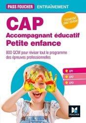 Dernières parutions dans Pass'Concours, CAP Accompagnant Educatif Petite Enfance. Epreuves professionnelles - Entraînement