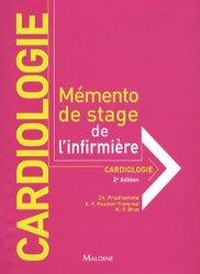 Dernières parutions dans Mémento de stage de l'infirmière, Cardiologie