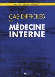 Souvent acheté avec Sémiologie médicale, le Cas difficiles en médecine interne