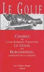 Dernières parutions dans Les cahiers rouges, Cahiers de Le Golif dit Borgnefesse, capitaine de la flibuste