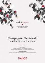 Dernières parutions sur Droit électoral, Campagne électorale et élections locales