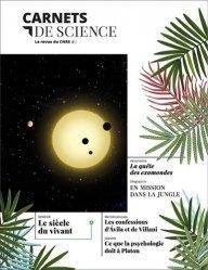 Dernières parutions dans Carnets de science, Carnets de science 1