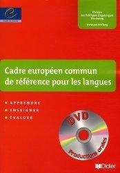 Dernières parutions sur CECR, CADRE EUROPEEN COMMUN REFERENCE POUR LANGUE