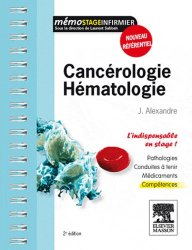 Souvent acheté avec Dermatologie, le Cancérologie - Hématologie