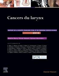 Souvent acheté avec Surdités, le Cancers du larynx