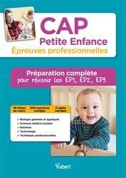 Souvent acheté avec Guide de la petite enfance, le CAP Petite enfance - Épreuves professionnelles