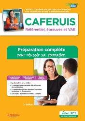 Dernières parutions sur Concours sociaux  - Diplômes d'Etat, Caferuis, référentiel, épreuves et VAE