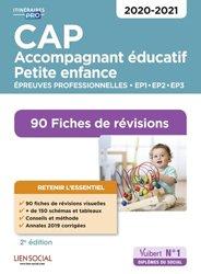 Dernières parutions sur CAP- BEP Petite enfance, CAP Accompagnant éducatif Petite enfance - Epreuves professionnelles 2020-2021