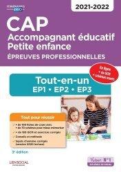 Dernières parutions dans Itinéraires pro, CAP Accompagnant éducatif petite enfance