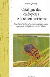 Dernières parutions dans Cahiers Magellanes, Catalogue des coléoptère de la région parisienne