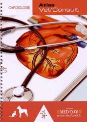 Dernières parutions dans Atlas Vet'consult, Cardiologie majbook ème édition, majbook 1ère édition, livre ecn major, livre ecn, fiche ecn