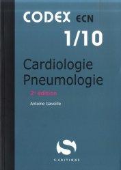 Dernières parutions sur Cardiologie - Médecine vasculaire - ECG ECN / iECN, Cardiologie pneumologie https://fr.calameo.com/read/0012821368a31d147556c?page=1
