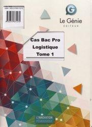 Dernières parutions sur Logistique, Cas Bac Pro Logistique