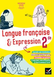 Dernières parutions sur Méthodes de langue, Cahier de langue française 2de