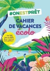 Dernières parutions sur Culture générale, Cahier de vacances 100 % écolo