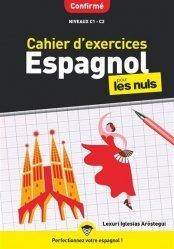 Dernières parutions dans Pour les Nuls, Cahier d'exercices espagnol confirmé pour les Nuls