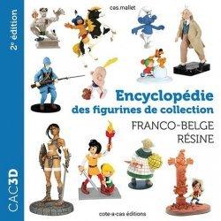 Dernières parutions sur Objets d'art et collections, CAC3D Encyclopédie des figurines de collection