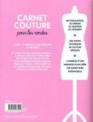 Dernières parutions dans Couture, Carnet couture pour les rondes