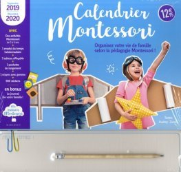 Dernières parutions dans Vie Quotidienne, Calendrier Montessori