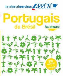 Dernières parutions sur Auto apprentissage, Cahier d'Exercices Bresilien Faux-débutants