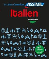 Dernières parutions dans Cahiers d'exercices, Cahiers d'Exercises Italien - Intermédiaire