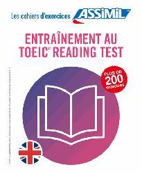 Dernières parutions dans Cahiers d'exercices, Cahier d'Exercices Entrainement au Toeic Reading Test