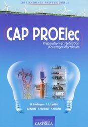 Souvent acheté avec Tout sur l'architecture, le CAP Proelec