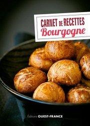 Nouvelle édition Carnet de recettes de Bourgogne