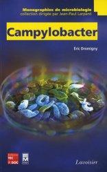 Dernières parutions dans Monographies de microbiologie, Campylobacter