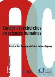 Dernières parutions dans L'ailleurs du corps, Cancer et recherches en sciences humaines
