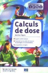 Souvent acheté avec Écrire son travail de fin d'études, le Calculs de dose