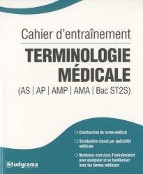 Cahier d'entraînement - Terminologie médicale